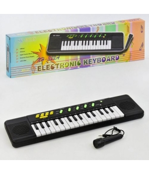"""Музыкальная игрушка пианино с микрофоном """"Miles"""" (32 клавиши) ХН322А"""