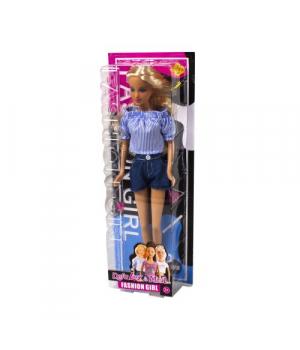 """Детская Кукла """"Defa Lucy"""", в голубой кофточке 8400"""