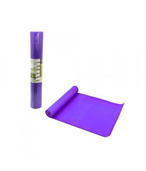 Коврик для йоги, 4 мм (фиолетовый) CY0104