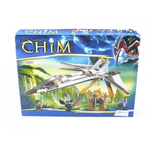"""Детский Конструктор """"Legends of Chim"""" 7036"""