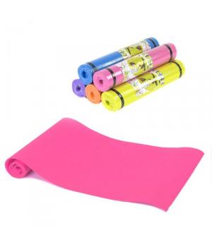 Коврик для йоги, 4 мм (розовый) C36548