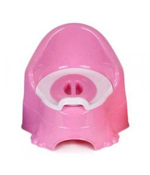 Горшок детский розовый. 5156
