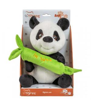 """Мягкая игрушка """"Панда с бамбуком"""" ІГ-0069"""
