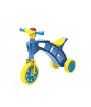 Беговел Каталка Ролоцикл синий 3831