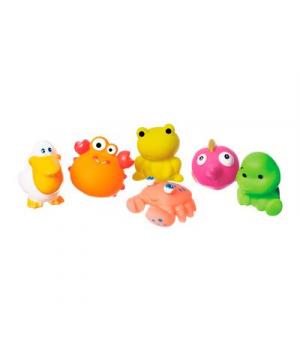 """Набор игрушек для купания """"Морские животные"""" (6 шт) 58127"""
