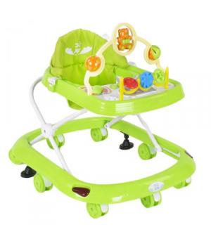 Ходунки детские для малышей, салатовый цвет,  JOY 258
