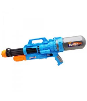Водный пистолет Water Gun, 60 см, голубой YS367