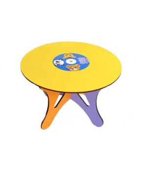 Детский деревянный столик 0408