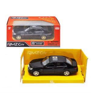 """Машинка """"Mercedes Benz E63"""", черный 554999"""