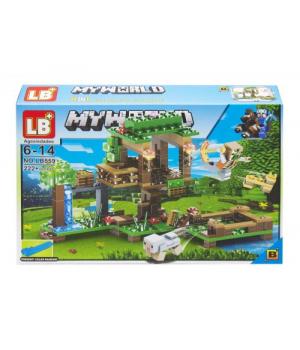 """Конструктор """"Minecraft"""", B 559"""