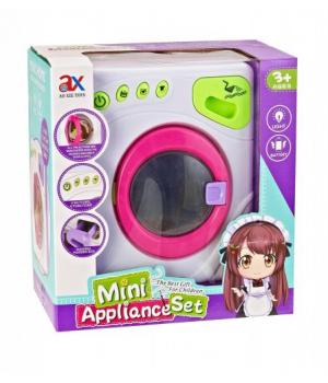 Игрушка стиральная машина на батарейках