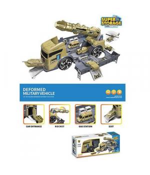 """Игровой набор """"Военный трейлер"""" GT317651"""