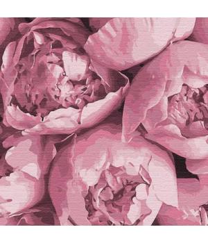 "Картина по номерам ""Эмоции весны"" ★★★★ КНО3104 30х30 см"
