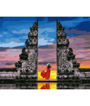 """Картина по номерам """"Врата в рай"""" GX37987 40х50 см"""