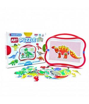 Детская мозаика пазл Динозавры