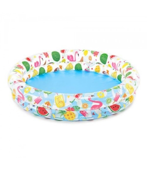 """Небольшой бассейн детский,  надувной, """"Фрукты"""", 59421"""