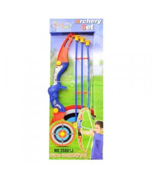 """Лук """"Archery Set"""" с мишенью 35881J"""