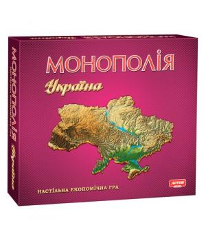 """Настольная игра """"Монополия Украина"""" 20734"""