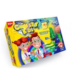 """Большой набор для опытов """"Chemistry Kids"""" (рус) CHK-01-04"""