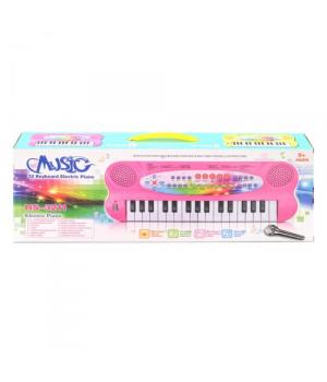Пианино детское, игрушка синтезатор, Music, (32 клавиши) HS3211AB