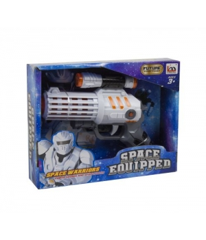 """Бластер """"Space Warrior"""" LM666-1"""