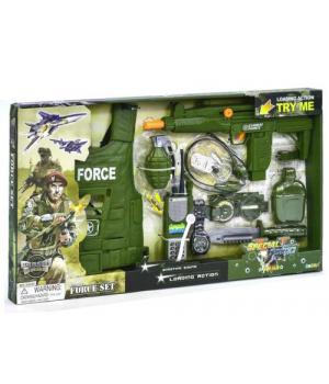 """Большой военный набор """"Special Force"""" 33490"""