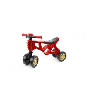 """Беговел Мотоцикл пластиковый """"Беговел-2"""" (красный) 188_К"""