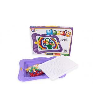 Мозаика для детей ТехноК, 300 элементов 4722