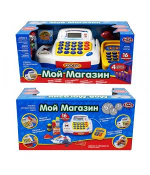 Детская игрушка кассовый аппарат Play Smart