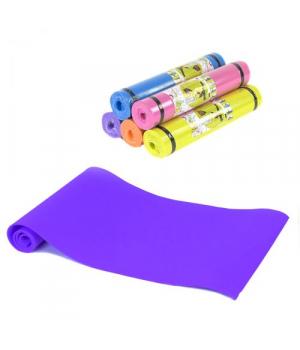 Коврик для йоги, 4 мм (фиолетовый) C36548