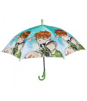 """Детский зонтик """"BEN 10"""" (бирюзовый) д0104190"""