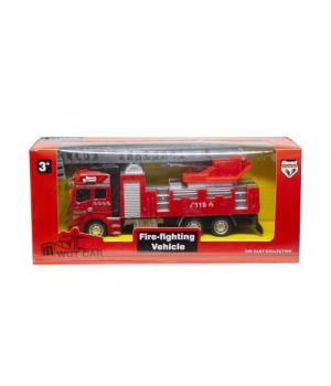 Детская игрушка пожарная машина со звуком и светом 2 2211-10