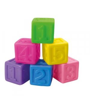 """Набор резиновых кубиков """"Цифры"""" 57089"""