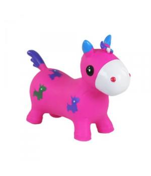 Прыгун детский Единорог, (розовый) C37880