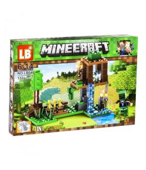 "Конструктор ""Minecraft"" ""Зомби"" Е272"