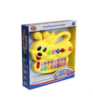 Пианино музыкальная игрушка, Пчёлка, Play Smart