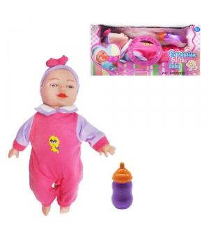 """Детский Пупс """"Expression of the Baby"""" с мимикой Л-00006-1"""