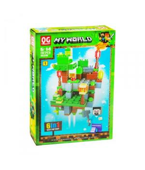 "Конструктор ""Minecraft"" 132 детали Е270"