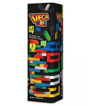 """Настольная игра """"Vega color"""" укр GVC-01U"""