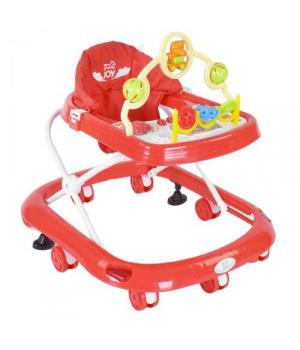 Ходунки детские для малышей, красный цвет, 258