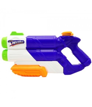 Водный пистолет Water Attack, 38 см, синий YS358