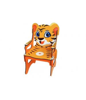"""Стульчик детский """"Тигр"""", деревянный 0510"""