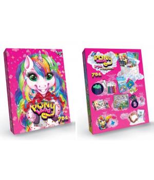"""Игровой набор для девочки """"Pony Land"""" укр PL-01-01U"""