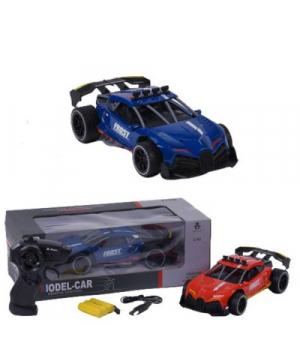 """Детская спортивная машинка на радиоуправлении """"Power Speed"""", синий 806-17A"""