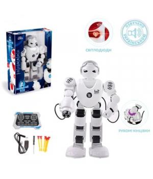"""Интерактивный робот """"Джойстик Кид"""" (озвучен на украинском) UKA-A0104-1"""