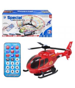 """Вертолет """"Special Helicopter"""", красный JYD178A-2/B-2"""