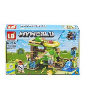 "Конструктор ""Minecraft"", C 559"