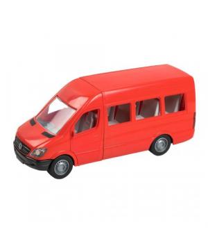 """[39656] Автомобіль """"Mercedes-Benz Sprinter"""" пасажирський (червоний), Tigres"""