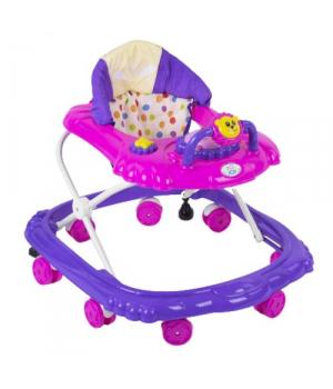Ходунки для малышей, малиновый JOY 9188