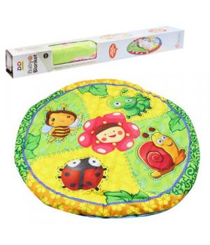 "Коврик детский для малыша ""Baby Blanket"" ZD368-11"